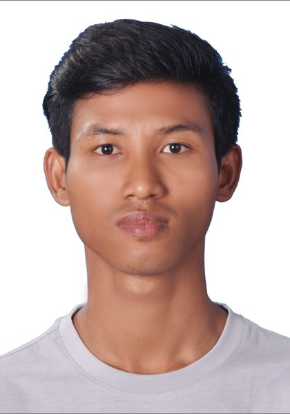 Naing Naing's Passport Photo 2